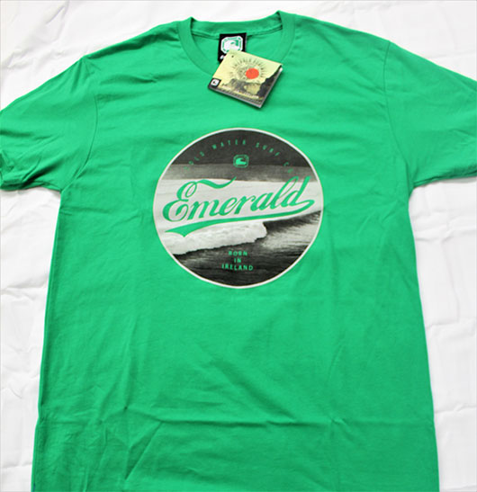 Emerald Mens T-shirt