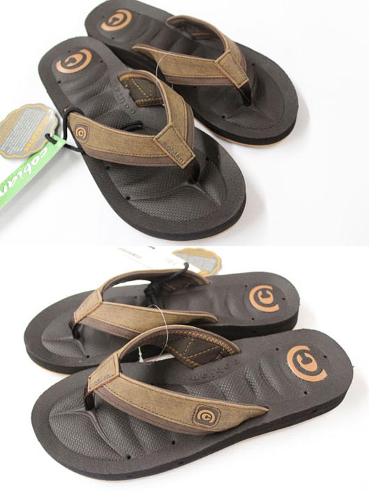 Cobian Draino 2 Mens Sandals Chocolate