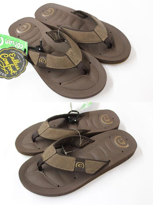 Cobian Draino 2 Mens Sandals Brown